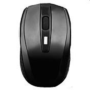Sin Cable ratón para juegos DPI ajustable 1600