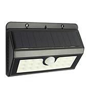 1pc 1W Focos LED Sensor de infrarrojos Impermeable Control de luz Decorativa Blanco Fresco <5V Iluminación Exterior