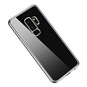 Etui Til Samsung Galaxy S9 S9 Plus Belegg Ultratynn Bakdeksel Helfarge Myk TPU til S9 Plus S9 S8 Plus S8 S7 edge S7