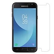 Protector de pantalla Samsung Galaxy para J3 (2017) Vidrio Templado 1 pieza Protector de Pantalla Frontal Borde Curvado 2.5D Dureza 9H