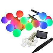 Lysslynger LED LED Oppladbar / Vanntett / Dekorativ 1pc