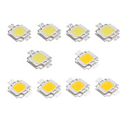 10pcs Led Brikke Aluminium for DIY LED Flood Light Spotlight DC 12V
