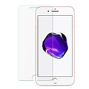 Protector de pantalla para Apple iPhone 8 Vidrio Templado 1 pieza Protector de Pantalla Frontal Dureza 9H / A prueba de explosión