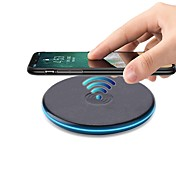 Cargador Wireless Cargador usb USB Cargador Wireless / Qi 1 A DC 5V para iPhone X / iPhone 8 Plus / iPhone 8