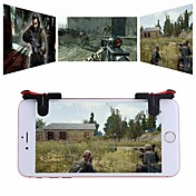 Controladores de juego Para Android / iOS Portátil Controladores de juego ABS 2 pcs unidad