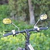 Handlerbar Bike Mirror Justerbare / Uttrekkbar Veisykling / Sykkel glass / ABS Svart - 2 pcs