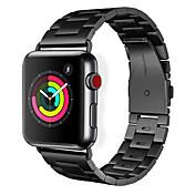 Hoco watch-bånd for Apple Watch-serien 4/3/2/1 Apple Classic Stainless Steel Wrist Strap