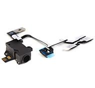 кабель гибкого трубопровода с cudio разъем для iphone 4G (черный)