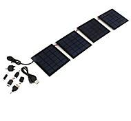 cargador solar plegable para teléfonos móviles