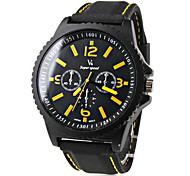 V6® Men's Watch Sports Rubber Band Wrist Watch Cool Watch Unique Watch