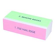 cheap -Sanding Files Polish Grit Buffing Nail Art Tool (2 Packs)