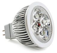 gu5.3 (mr16) привело прожектор 4 высокой мощности привело 360lm естественный белый 5000k DC 12v