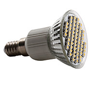 E14 GU10 E26/E27 LED Spotlight PAR38 60 leds SMD 3528 Warm White Natural White 2800lm 2800KK AC 220-240V