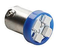 Недорогие -BA9S 5050 СМД 4-синий светодиодный свет лампы для автомобиля (12 В постоянного тока, комплект 2 шт)