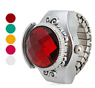 cheap -Women's Quartz Ring Watch Japanese Casual Watch Alloy Band Vintage Silver