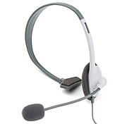 Premium Microphone Headset for Xbox 360 (Assorted Colors)  PVC with Microphone
