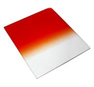 gradual de color naranja fluo filtro para COKIN P Series