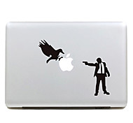 "Shoot You Decal Skin Sticker Cover for 11"" 13"" 15"" MacBook Air Pro"