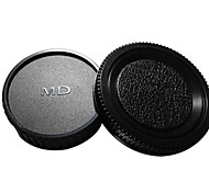 корпус камеры и задняя крышка объектива для Minolta Maxxum DYNAX 5D 7d 50 70 qtsi htsi ГИБДД