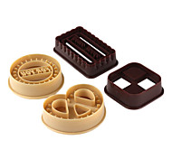 cheap -Mold For Chocolate For Cookie For Cake Plastic Eco-friendly DIY High Quality