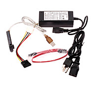 3-в-1 Интегрированный кабель (ATA & Amp; 3.5IDE и усилитель; 2.5IDE)