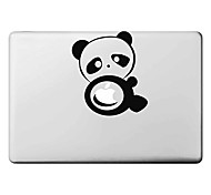 "Panda Pattern Decal Skin Sticker Cover for 11"" 13"" 15"" MacBook Air Pro"