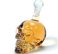 abordables -350ml de vin de bouteille de vodka de verre décanteur