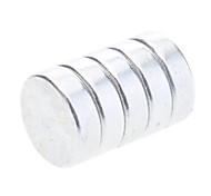 Magnetspielsachen 10 Stücke 10*3 MM Magnetspielsachen Bausteine Super Strong Seltenerd-Magneten Executive-Spielzeug Puzzle-Würfel Für