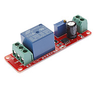 Delay Timer Switch Adjustable 0 to 10 Second with NE555 Oscillator Input 12V
