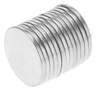 cheap -Magnet Toy Building Blocks / Neodymium Magnet / Super Strong Rare-Earth Magnets 50pcs 8*1mm Magnet Magnetic Girls' Kid's / Adults' Gift