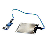 cheap -Foliar Rain Raindrops  Rainwater Module  (For Arduino) Sensor Module  Sensitivity Sensor Module