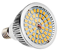 cheap -6W 500-600 lm E14 LED Spotlight MR16 48 leds SMD 2835 Warm White AC 100-240V