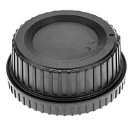 Rear Lens + Camera body Cover cap for NIKON AF AI DSLR