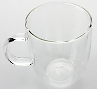 Double Walled Wine Beer Glass
