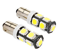 cheap -SO.K BA9S Light Bulbs W SMD LED 320-360lm lm