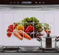 High Quality Kitchen Oil-Proof Sticker,Aluminum