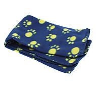 Недорогие -Кошка Собака Полотенца Чистка Животные Одеяла Мультипликация Мягкий Радужный Для домашних животных