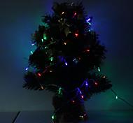 preiswerte -Leuchtgirlanden Leuchtbänder RGB 100 LEDs Wasserfest 220V