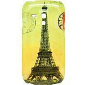 For Samsung Galaxy Note IMD / Pattern Case Back Cover Case Eiffel Tower PC Samsung Note 2