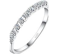 Z&X® (1 шт) Мода женские прозрачные стразы кольца