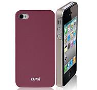 Custodia rigida integrata a caldo per iphone4 / 4s