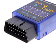cheap -Mini ELM327 V1.5 Bluetooth ELM 327 OBDII OBD2 Protocols Auto Diagnostic Tool