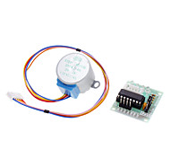 DC 5V 4-Phase 5-Wire Step Motor + Driver Board Test Module for (For Arduino)
