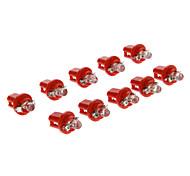 Автомобиль красный 6000 Лампа подсвета приборной доски Лампа освещения номерного знака Лампы сигнала поворота Стоп-сигналы