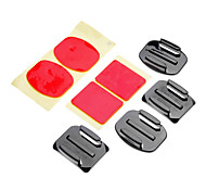 cheap -Adhesive Mounts Mount / Holder For Action Camera Gopro 5 Gopro 3 Gopro 2 Universal Auto Military Snowmobiling Aviation Film and Music