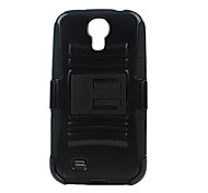 For Samsung Galaxy Case Shockproof / with Stand Case Back Cover Case Armor PC Samsung S4