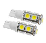 preiswerte -SO.K T10 Auto Leuchtbirnen SMD LED- 350 lm Außenleuchten For Universal