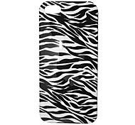 For iPhone 5 Case Case Cover Pattern Back Cover Case Lines / Waves Hard PC for iPhone SE/5s iPhone 5