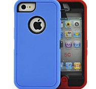 The Three Protective Sleeve Case for iPhone5C