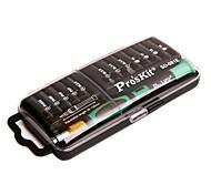 Pro'sKit SD-081E 12 En 1 destornillador de precisión establecidos W / Bits
